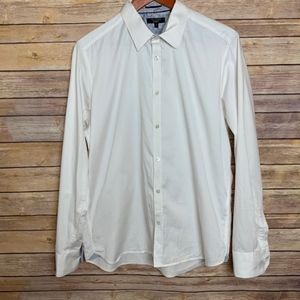 [Ted Baker] White Button Down Shirt